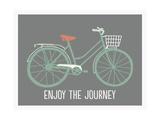 Journey Giclée-Premiumdruck von Lila Fe