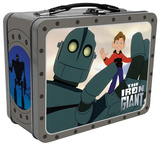 The Iron Giant - Giant & Hogarth Lunch Box Lunch Box