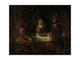 Rage of King Ahasuerus, Manner of Gerbrand Van Den Eeckhout Pósters por Gerbrand Van Den Eeckhout