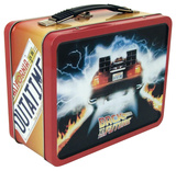 Back to the Future - OUTATIME Lunch Box Lunch Box
