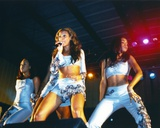 Destiny's Child Performing on Stage Foto af  Movie Star News