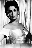 Lena Horne of Portrait in Black and White wearing Elegant Gown Photo by  Movie Star News