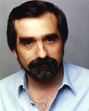 Martin Scorsese Close-up Portrait with Beard Foto af  Movie Star News