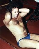 Tom Jones Doing Sit Ups Photo by  Movie Star News