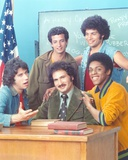 Welcome Back Kotter Cast Portrait Foto di  Movie Star News