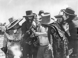 A scene from El Topo. Photo by  Movie Star News