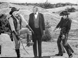 A scene from Blazing Saddles. Foto af  Movie Star News