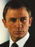 Daniel Craig Portrait in Black Tuxedo Foto von  Movie Star News