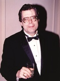 Stephen King Black Tuxedo Photo by  Movie Star News