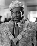 Eddie Murphy in Fur Coat POrtrait Photo by  Movie Star News
