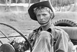 David Bowie Close Up Portrait Holding a Sphere Photographie par  Movie Star News