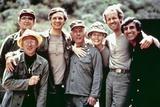 Mash Group Picture in Portrait Foto af  Movie Star News
