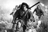 Daniel Lewis Wlaking in Swordsman Outfit Foto von  Movie Star News