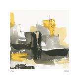 City Grey III 限定版アートプリント : クリス・パシュケ