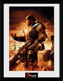 Gears Of War 4 Gears 2 Stampa del collezionista