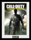 Call Of Duty Infinite Warfare Key Art Stampa del collezionista