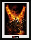 Gears Of War 4 Gears 1 Stampa del collezionista