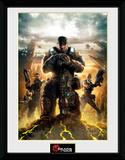 Gears Of War 4 Gears 3 Stampa del collezionista