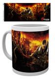 Gears Of War 4 - Keyart 4 Mug Tazza