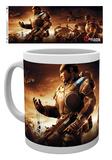 Gears Of War 4 - Keyart 2 Mug Tazza