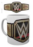 WWE - Title Belt Mug Krus