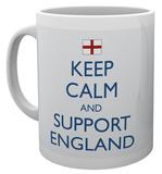 England - Keep Calm Mug Krus