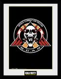 Call Of Duty Infinite Warfare Scar Logo Stampa del collezionista