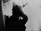 Psycho Portrait of the Killer Excerpt from Film in Black and White Foto av  Movie Star News