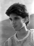 Ralph Macchio in Tank top With Black and White Background Photo by  Movie Star News