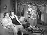 From Here To Eternity Cast Talking in Black and White Photo by  Movie Star News