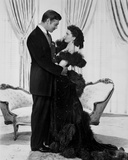 Gone With The Wind Posed in Formal Outfit Portrait Foto von  Movie Star News