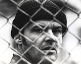 Jack Nicholson in Crochet Hat Behind the Wire Fence Fotografía por  Movie Star News