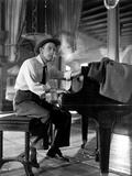 Hoagy Carmichael on Piano in Classic Portrait Foto von  Movie Star News