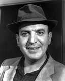 Telly Savalas Posed in Formal Attire With Hat Photo by  Movie Star News
