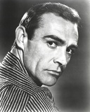 Sean Connery Posed Side View Close Up Portrait Photo by  Movie Star News