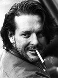 Mickey Rourke Close Up Portra With Cigarette 写真 :  Movie Star News
