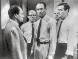 Twelve Angry Men Movie Scene in Classic Fotografia por  Movie Star News