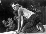 Ralph Macchio in Tank top With Headband Photo by  Movie Star News