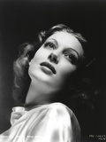 Loretta Young Heads Up Curly Blonde Hair Photo by  Movie Star News