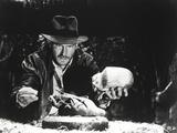 Harrison Ford in a Cowboy's Attire Scene Fotografia por  Movie Star News