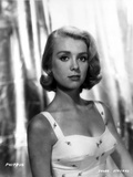 Inger Stevens wearing a Printed Dress Photo by  Movie Star News