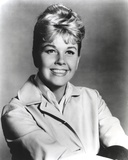 Doris Day Portrait in Classic Photo by  Movie Star News