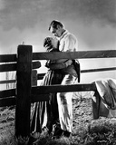 Gone With The Wind Couple hugging Foto von  Movie Star News