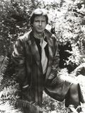 Harrison Ford in a Leather Jacket Fotografia por  Movie Star News