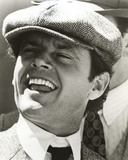 Jack Nicholson with a Printed Hat Photo by  Movie Star News
