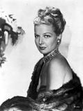 Ann Sheridan Using a Fur Scarf Photo by  Movie Star News