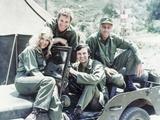 Mash Riding in Car Foto von  Movie Star News