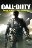 Call Of Duty- Infinite Warfare Key Art Stampa