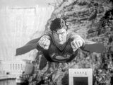 A scene from Superman. Photo by  Movie Star News