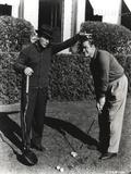 Bob Hope Playing Golf Foto von  Movie Star News